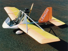Ultralight plane (Double-seated)